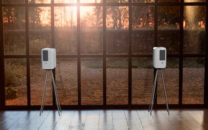 Q Acoustics Releases First Active Loudspeakers