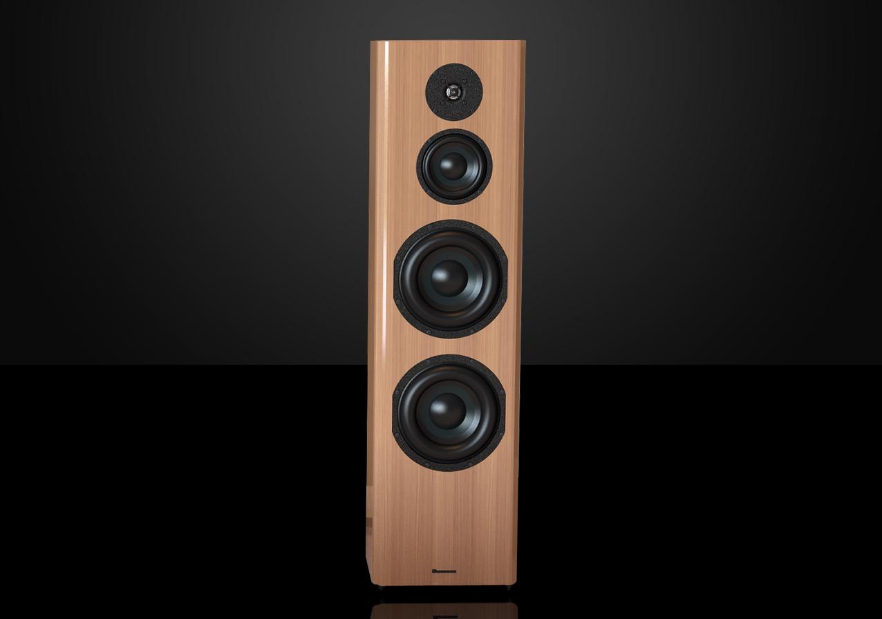 Bryston Middle T Floorstanding Speaker Reviewed