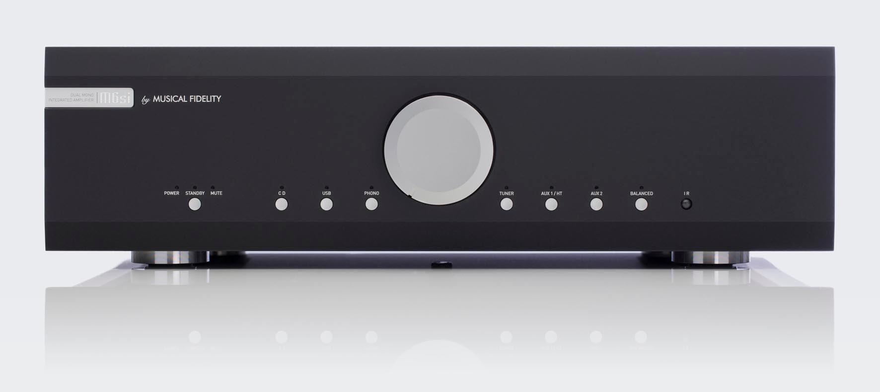 Musical Fidelity Releases M6si Amplifier