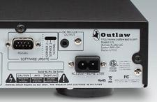 Outlaw-Audio-Model-975-AV-preamplifier-review-power-and-logo.jpg