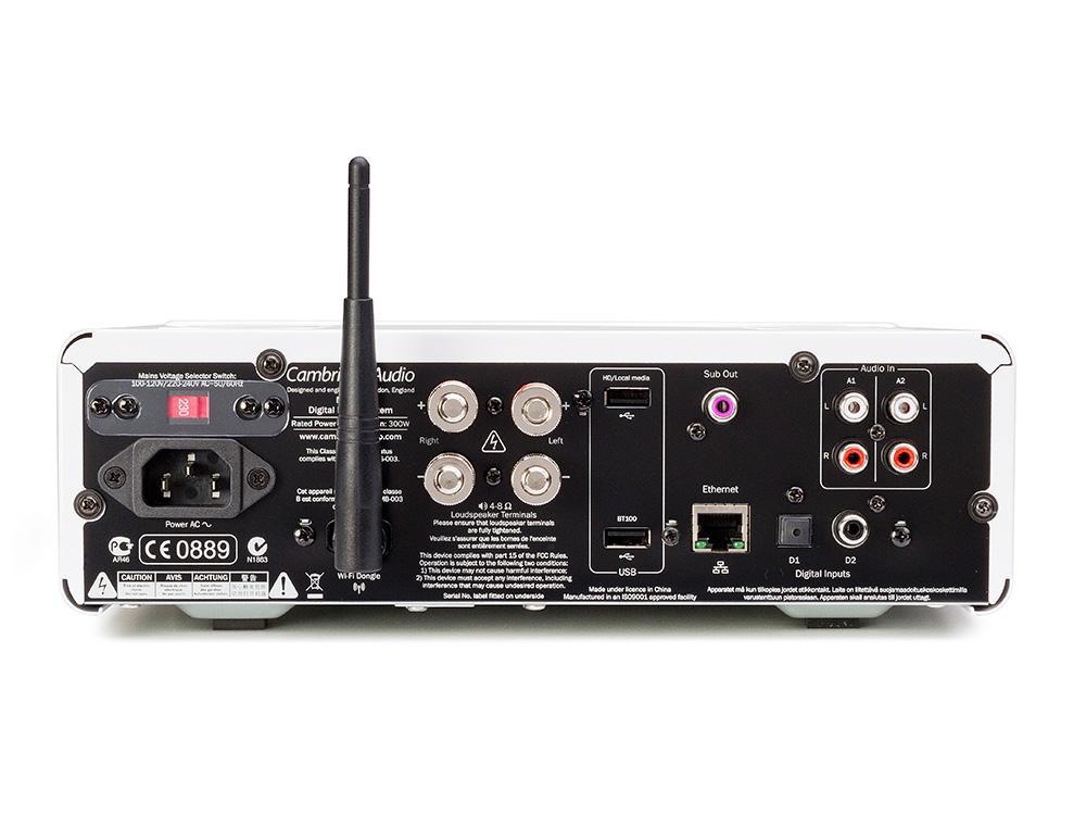 Cambridge Audio Minx Xi Streaming Music Player Reviewed